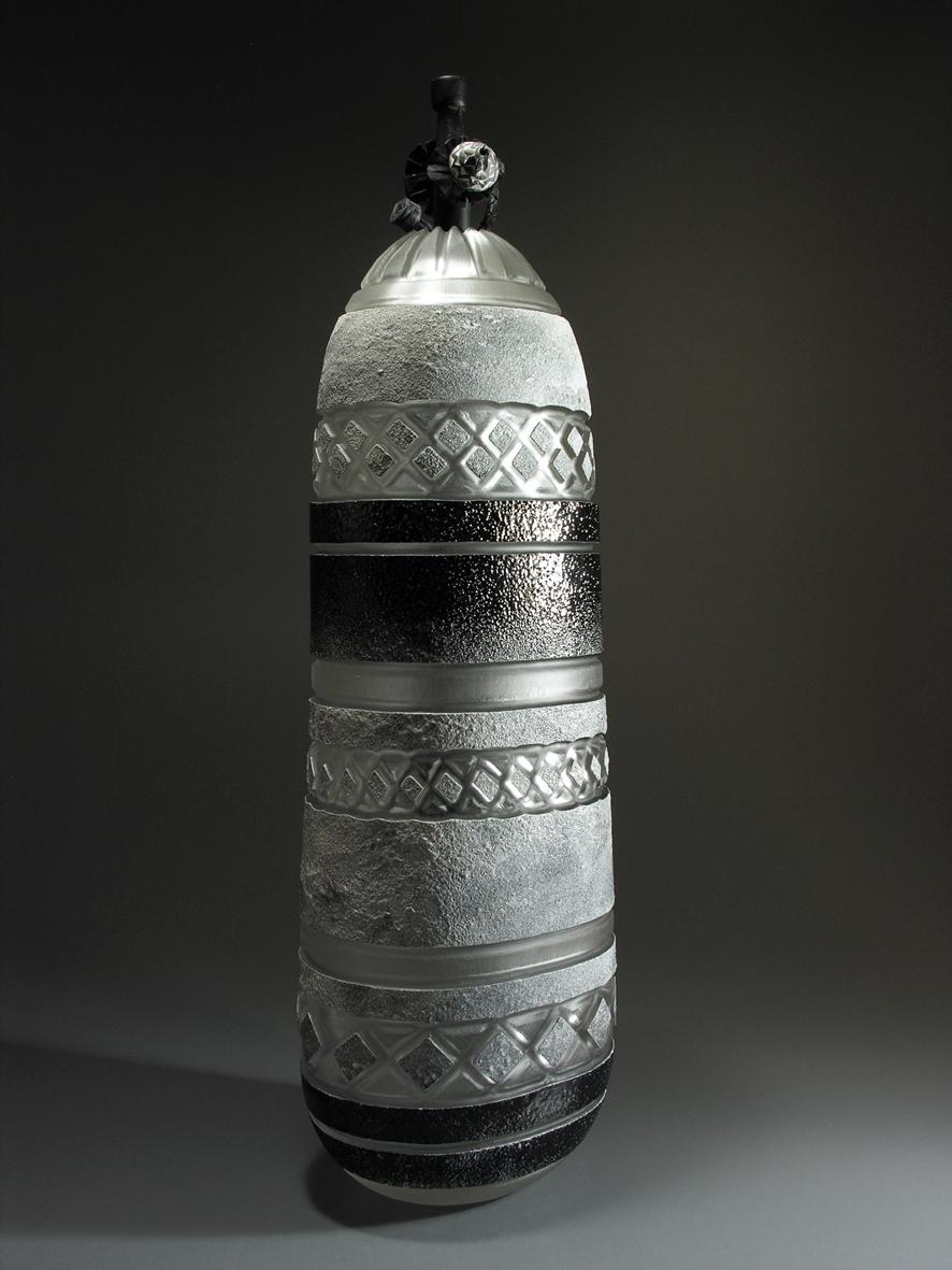vatrin g rald verre souffl sculpture galerie artes. Black Bedroom Furniture Sets. Home Design Ideas